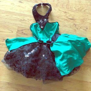Revolution dance costume Small/Child